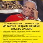"""V Konferencja z cyklu """"Jan Paweł II – Prorok naszych czasów"""""""