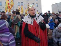 Wałbrzych: Orszak Trzech Króli 2014
