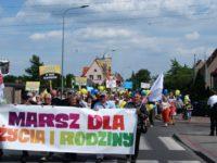 """Wałbrzyski Marsz Dla Życia i Rodziny 2017 – """"Czas na Rodzinę"""""""
